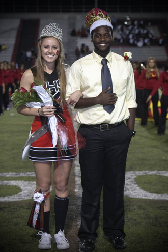 All hail Hillcrest royalty