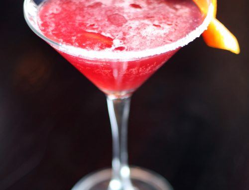 Countdown to National Margarita Day in Preston Hollow: Have you tasted a Smoky Blueberry?