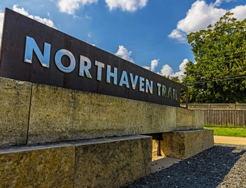 The latest news about the Northaven Trail, including a public meeting
