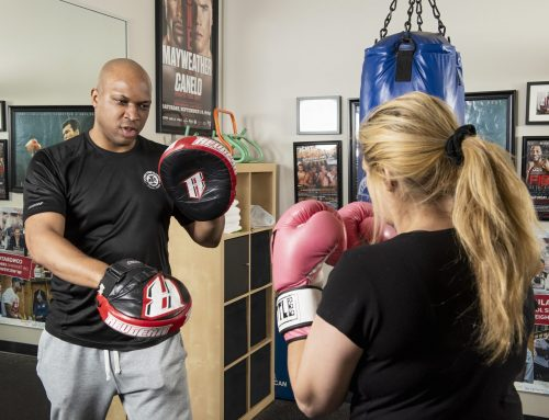 Who trains Ross Perot Jr and Emmitt Smith Jr? The boxing trainer of the stars