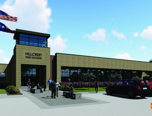 Find out what Hillcrest High School will look like after the construction
