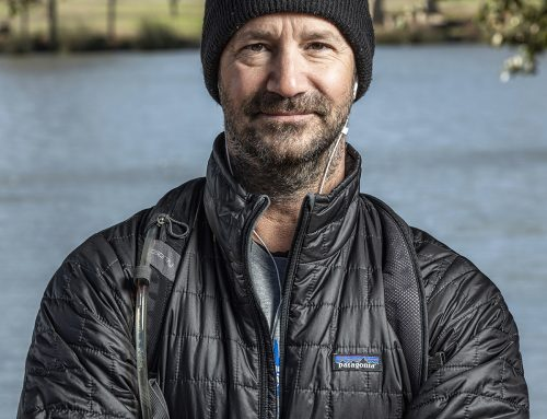 This actor's 100-mile walk almost killed him