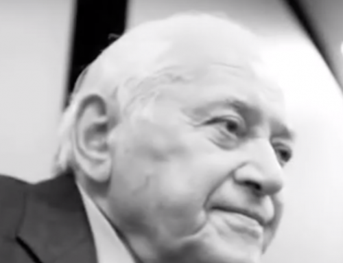 Holocaust survivor Jack Repp died at 96. Before he died, he recorded this moving video.