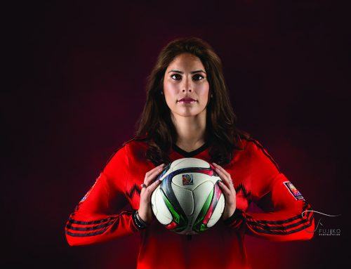 This Ursuline soccer star kicked for Stanford and Mexico before a career-ending injury