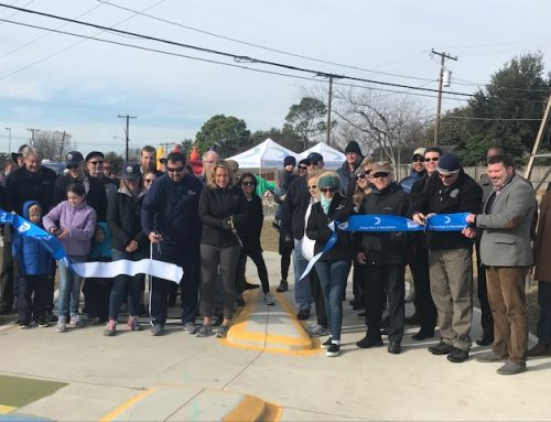 Celebrate the opening of Phase 2A of the Northaven Trail and find out what you missed at the ceremony
