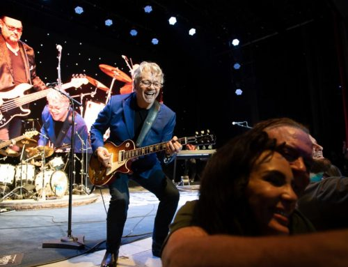 Rock god Steve Miller, who attended St. Mark's, launches a new tour (but he's not playing Dallas!)