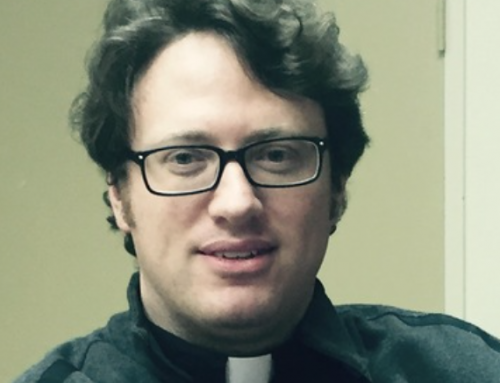 Father Josh at St. Rita was featured in a news story about married priests