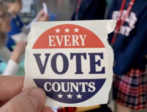 Everything you need to know about voting in the Texas primary election (plus: Ursuline's awesome civics lesson)