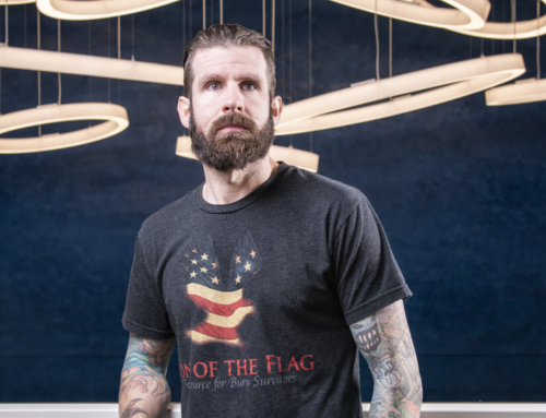 "How did burn-care advocate Ryan ""Birdman"" Parrott get his nickname? A fireball shot the former Navy SEAL out of a Hummer."