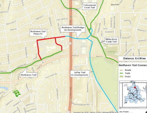 What's next for the Northaven Trail? Check out Phase 1C