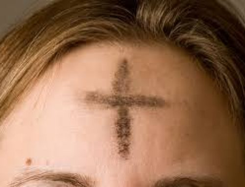 Get your ashes to go for Ash Wednesday today at Preston Center