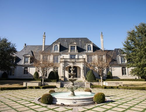 This 37,000-square-foot Strait Lane mega mansion (the one with the water park) is getting a makeover.