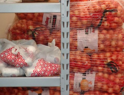 Good news story of the day: Neighbors donated to Vickery Meadow Food Pantry at a time in need
