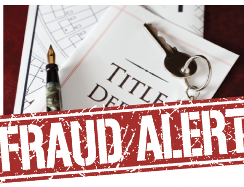 5 tips to protect yourself from real estate fraud