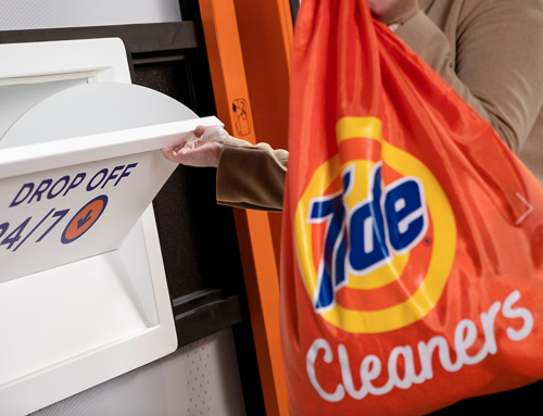 On the frontline of the coronavirus? Tide Cleaners will do your laundry for free
