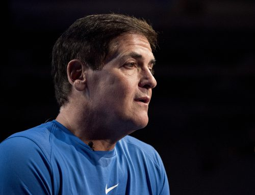 Mark Cuban protested racial injustice in Dallas Sunday