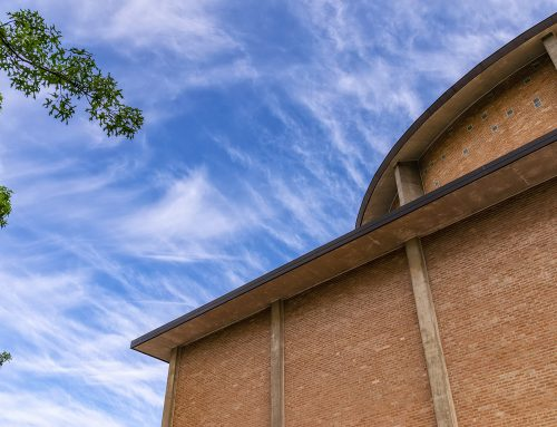 Worship: How architecture teaches lessons about eternal hope