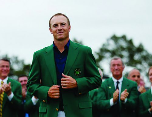 Jordan Spieth not in the World Golf Ranking Top 60