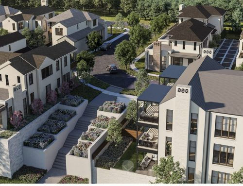 New North Dallas neighborhood will bring large collection of high-end homes to the area