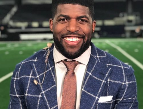 Emmanuel Acho partering with Oprah to turn his series 'Uncomfortable Conversations with a Black Man' into a book