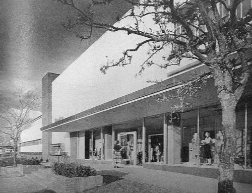 PHOTOS: Neiman Marcus' first suburban store in 1951