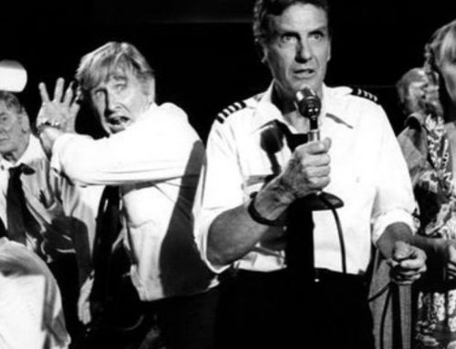 "Texas Theatre will host drive-in screening of ""Airplane!"" at Frontiers of Flight Museum"