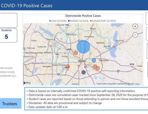 Hillcrest High School reports 3 positive COVID-19 cases