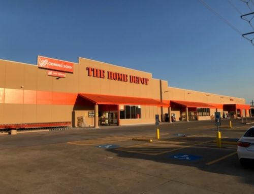 Home Depot destroyed by last year's EF-3 tornado reopens