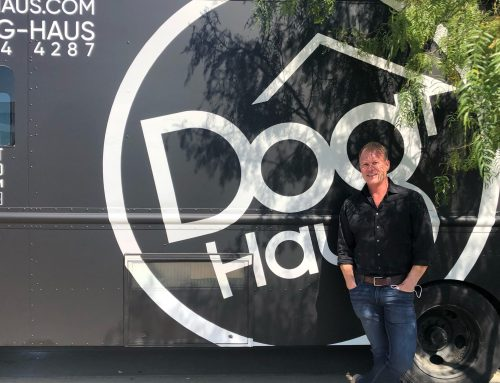 Dog Haus brings food truck to Deep Ellum for Red River Rivalry weekend