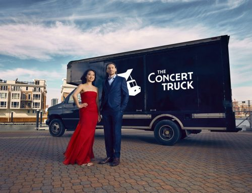 The Concert Truck and the Dallas Symphony Orchestra bring classical chamber music to NorthPark Center