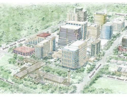 Plans evolve for new development near Preston Center