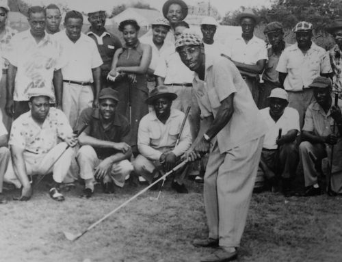Wedging in Elm Thicket: Remembering Dallas' first Black golf course