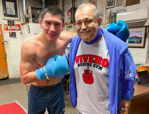Boxing coach Gene Vivero, who died last week, given unique sendoff