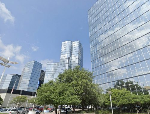 Lincoln Centre towers have high LEED ratings