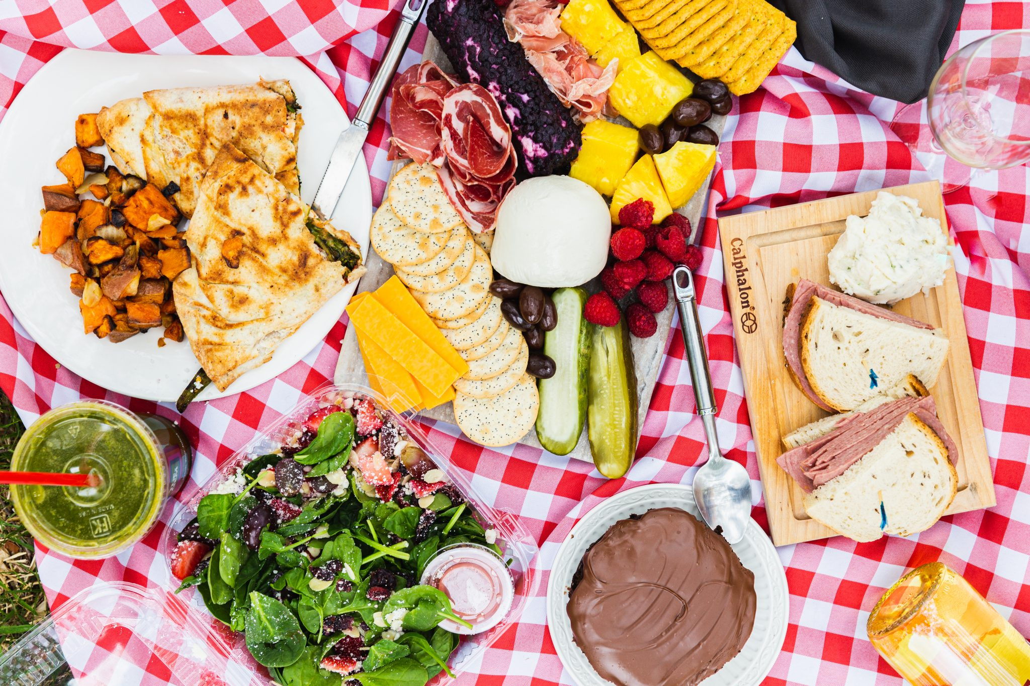Picnic in the park with favorites from Preston Hollow restaurants