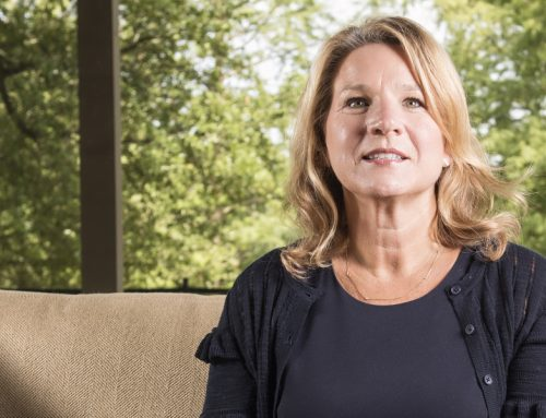 Jennifer Staubach Gates talks about life before and after City Council