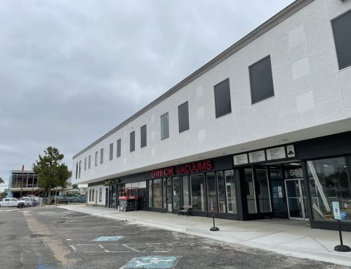 New sushi spot rolling up to Preston Royal
