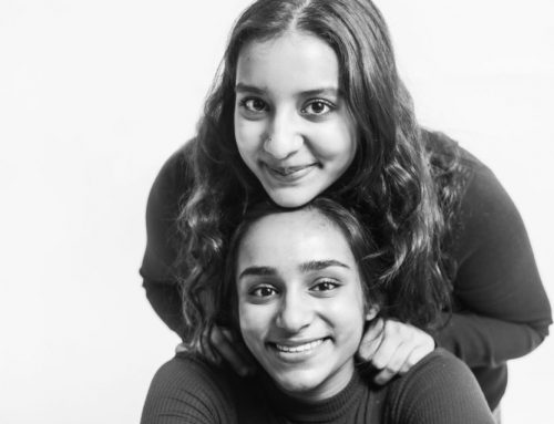 These sisters from The Hockaday School created a pen-pal program that went viral