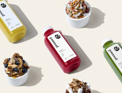Pressed now selling juices, smoothies, snacks at Preston Royal location