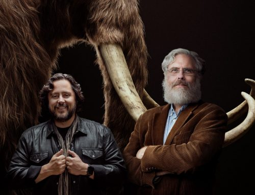 Neighbor Ben Lamm wants to bring woolly mammoths back to life