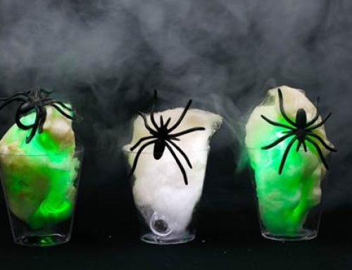 Spooky Omakase sweetens up the Galleria with ghoulish desserts